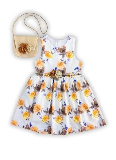 By Leyal For Kids Elbise Krem